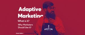 As marketers, one of the biggest and most tough questions to answer is how to market to the masses without becoming so generalized.