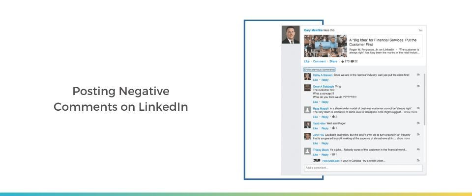 Top 15 LinkedIn Mistakes That Will Make You Look Unprofessional in 2020 1