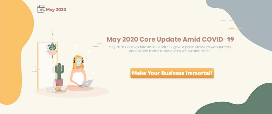 core update amid covid-19