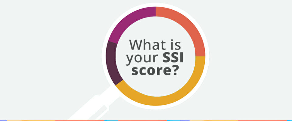 valuable is your linkedIn SSI score